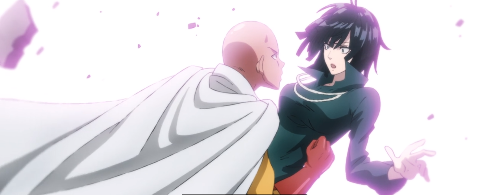 Fubuki And Garou One Punch Man Season 2 Episode 2 Episode 14 The Human Monster Review Sae With A K